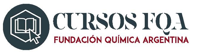 CURSOS  DE LA FUNDACIÓN QUÍMICA ARGENTINA