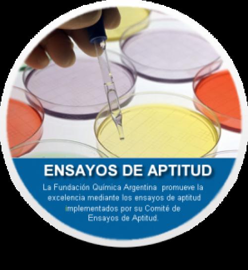 ENSAYOS DE APTITUD